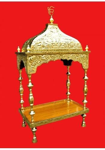 Palki for Sikh Weddings Anand Karaj