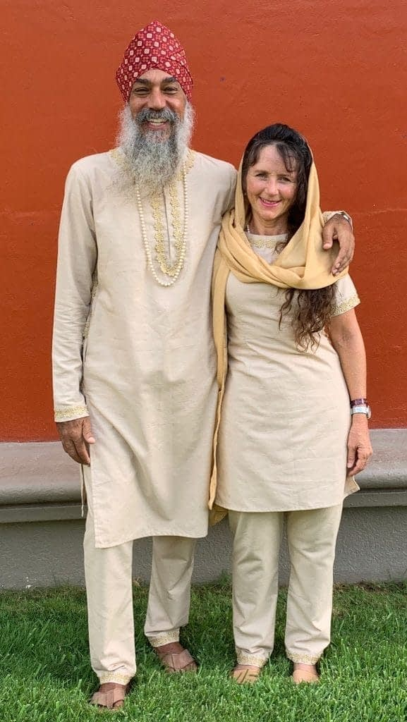 destination sikh wedding