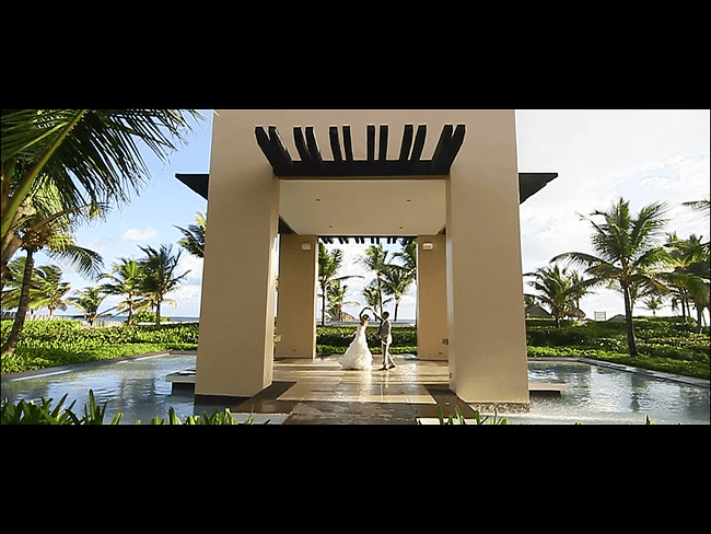 Hard Rock Isla Gazebo for Sikh Wedding