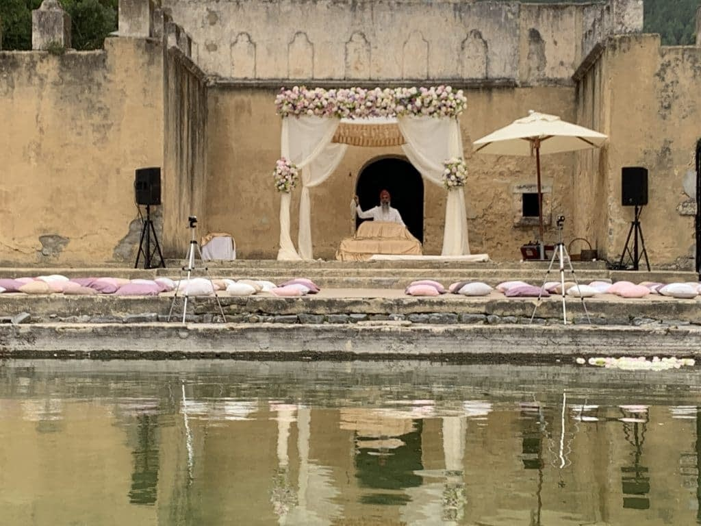 Punjabi Destination Wedding