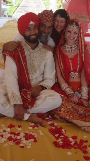 Destination Punjabi Wedding