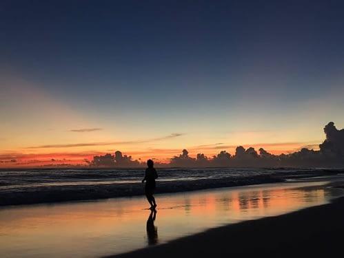 Outdoor Beach Sikh Wedding Hard Rock Punta Cana