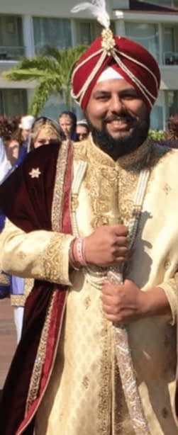Contact Sikh Destination Wedding